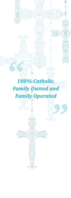 CatholicFuneralServices-CrossesAndTestimonial